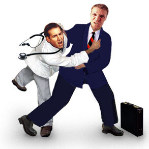 The War on Doctors and the Destruction of Healthcare – Dr. Linda