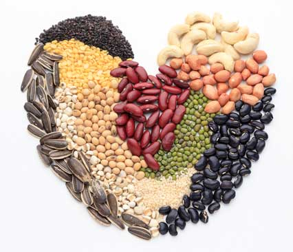 Nuts and beans – Dr. Linda